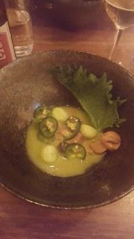 Una sopa muy pero que muy especial