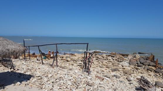 Playa en Morondava, Madagascar (Chusa Cuendias 2018)