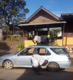 El transporte en Madagascar por Chusa Cuendias