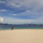 Banana beach. Islas Filipinas. Chusa Cuendias. Noviembre 2019