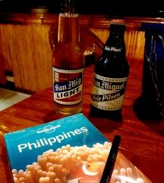 Cerveza San Miguel. República de Filipinas. Noviembre 2019. Chusa Cuendias
